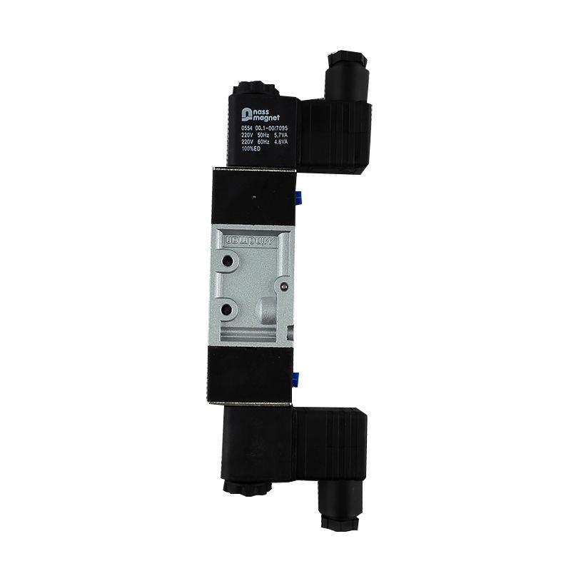 Aluminium alloy  MVSC-220-4E2  Components industrial equipment 220V Solenoid valve