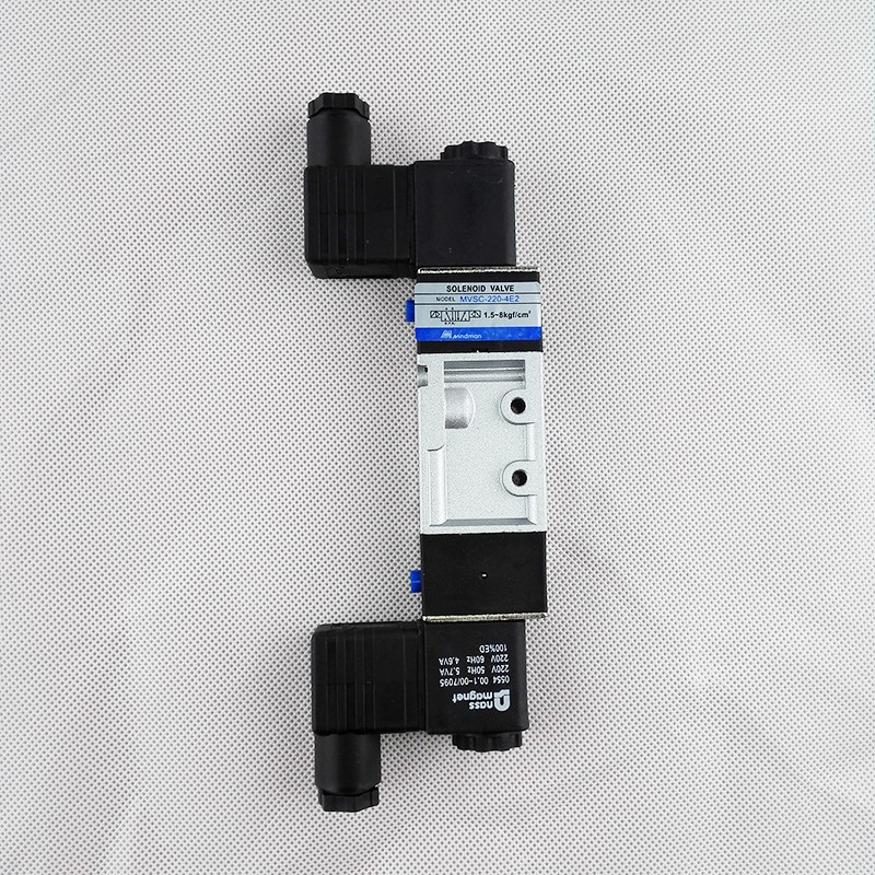 AIRWOLF high-quality single solenoid valve direction system-5