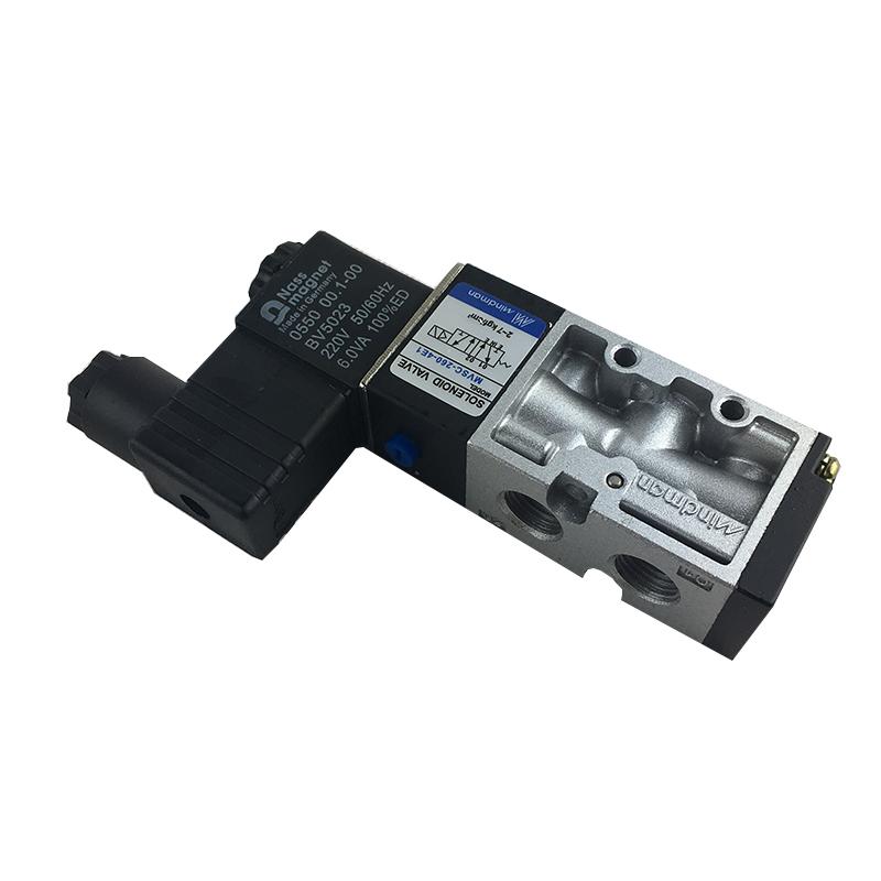 AIRWOLF single solenoid valve way adjustable system-1
