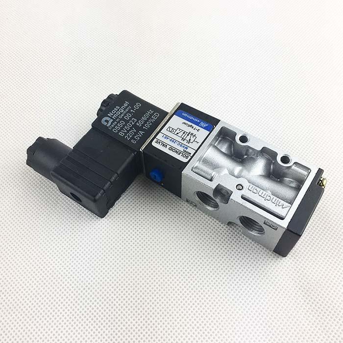 AIRWOLF single solenoid valve way adjustable system-2
