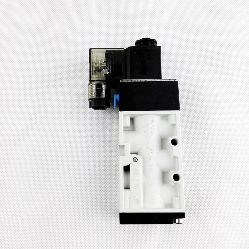 MVSC-300-4E1  Actuator  industrial equipment 220V Pneumatic solenoid valve