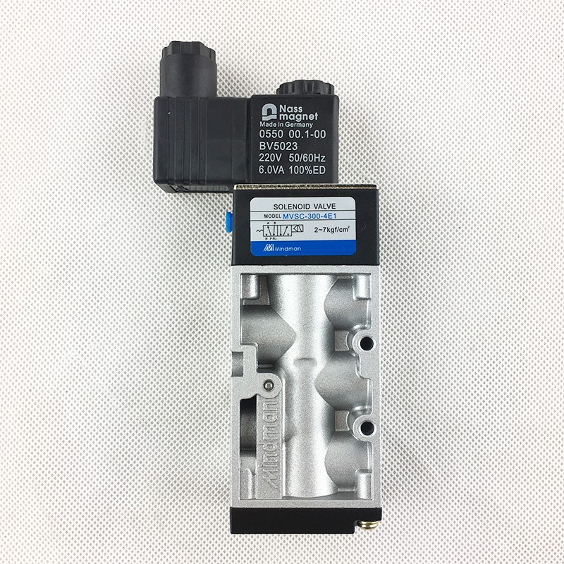 AIRWOLF high-quality pneumatic solenoid valve magnetic water pipe-2