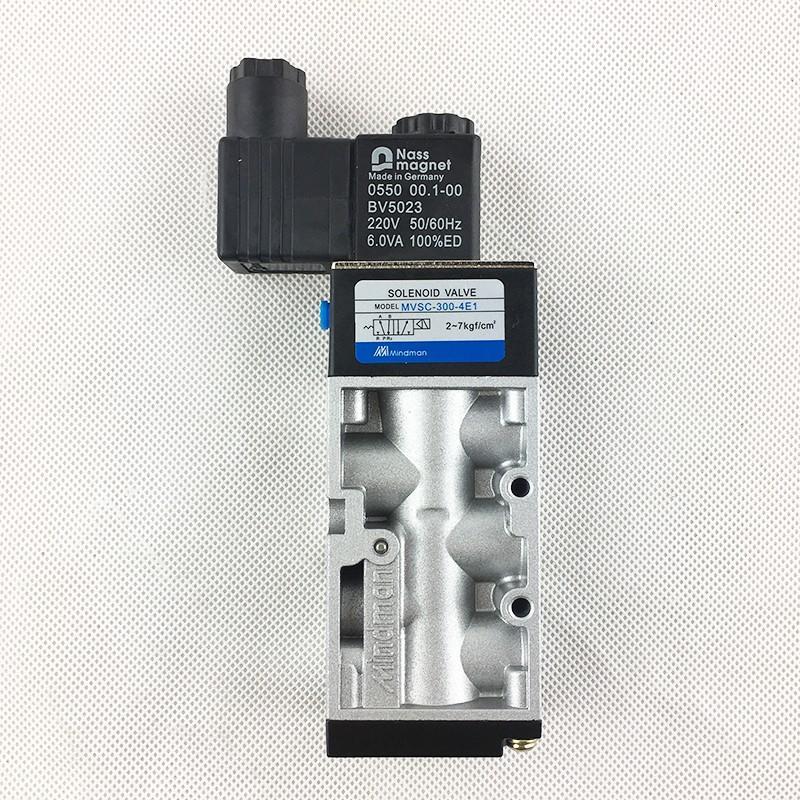 AIRWOLF aluminium alloy pneumatic solenoid valve spool water pipe