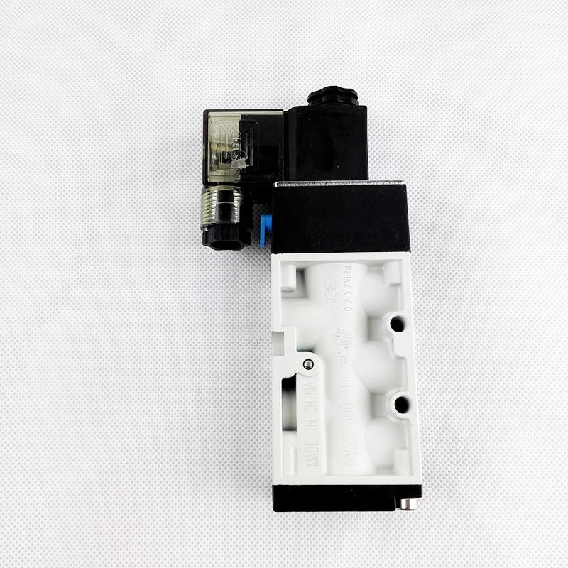 AIRWOLF aluminium alloy pneumatic solenoid valve spool water pipe-5