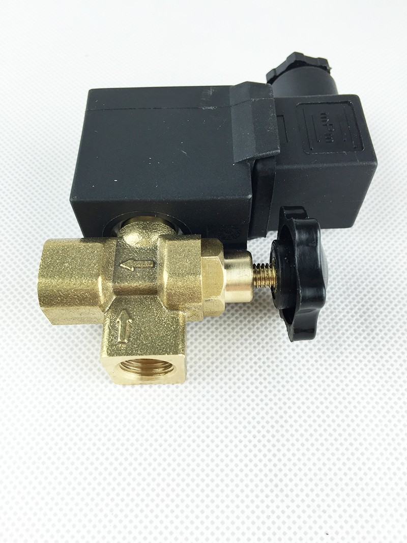 AIRWOLF hot-sale single solenoid valve body direction system-4