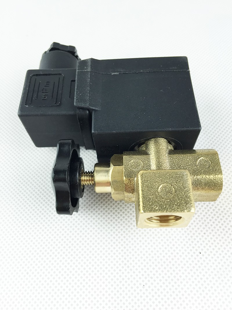 AIRWOLF hot-sale single solenoid valve body direction system-5