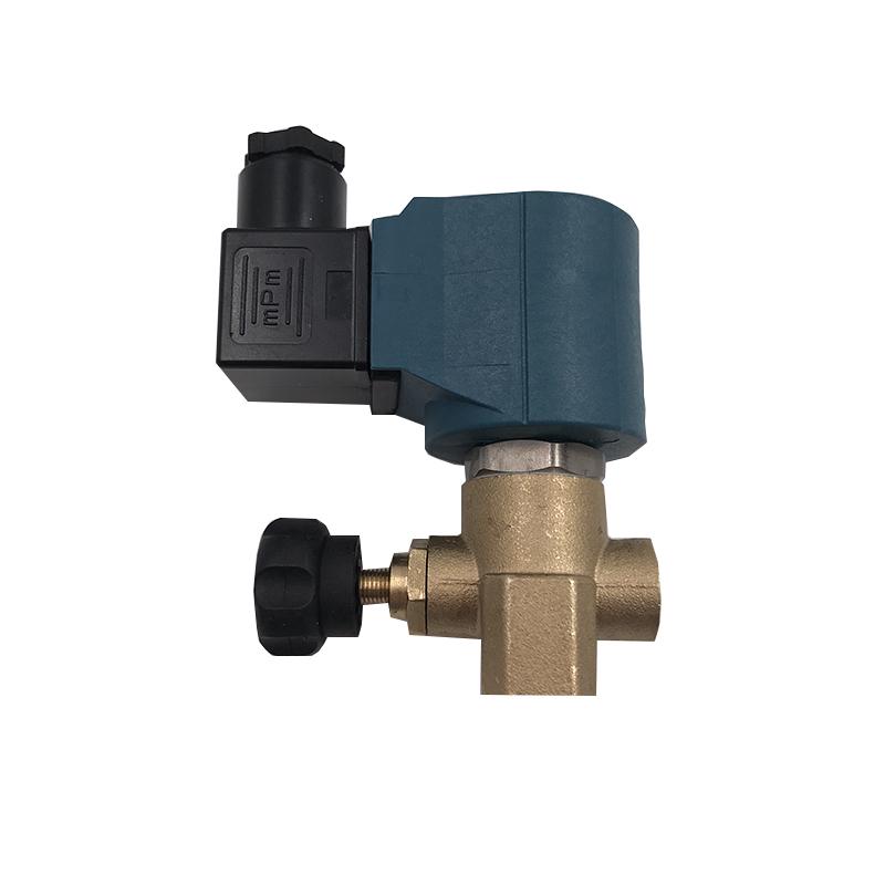 AIRWOLF solenoid valves operated liquid pipe-1