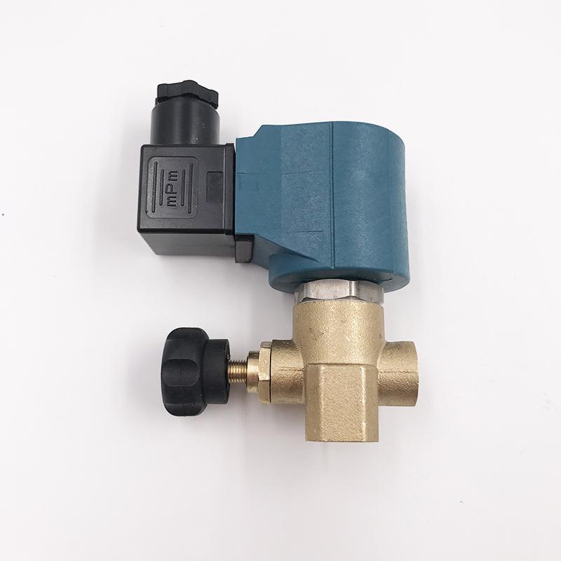 AIRWOLF solenoid valves operated liquid pipe-4