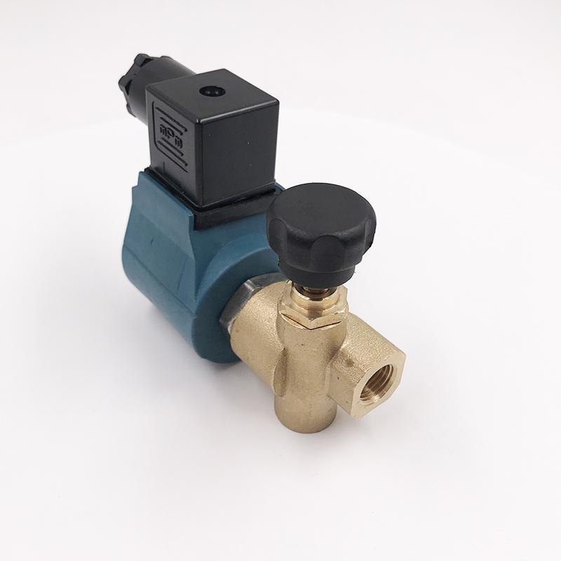 AIRWOLF solenoid valves operated liquid pipe-5