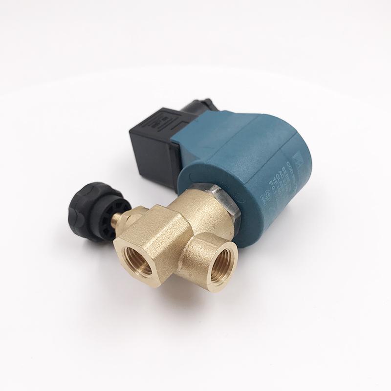 AIRWOLF solenoid valves operated liquid pipe-6