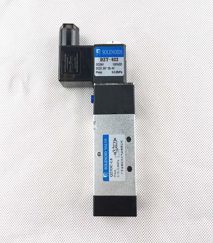 AIRWOLF aluminium alloy solenoid valves body adjustable system-2
