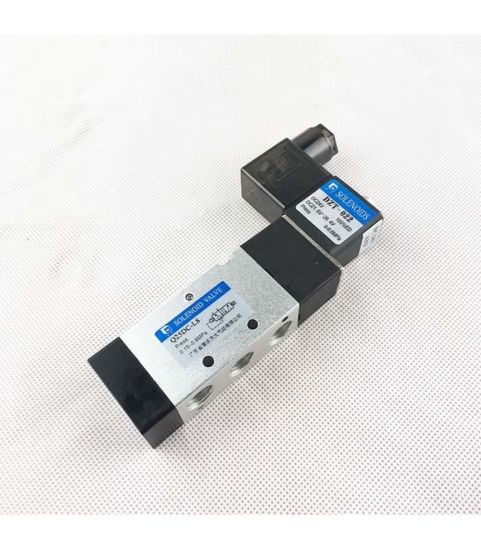AIRWOLF aluminium alloy solenoid valves body adjustable system-3
