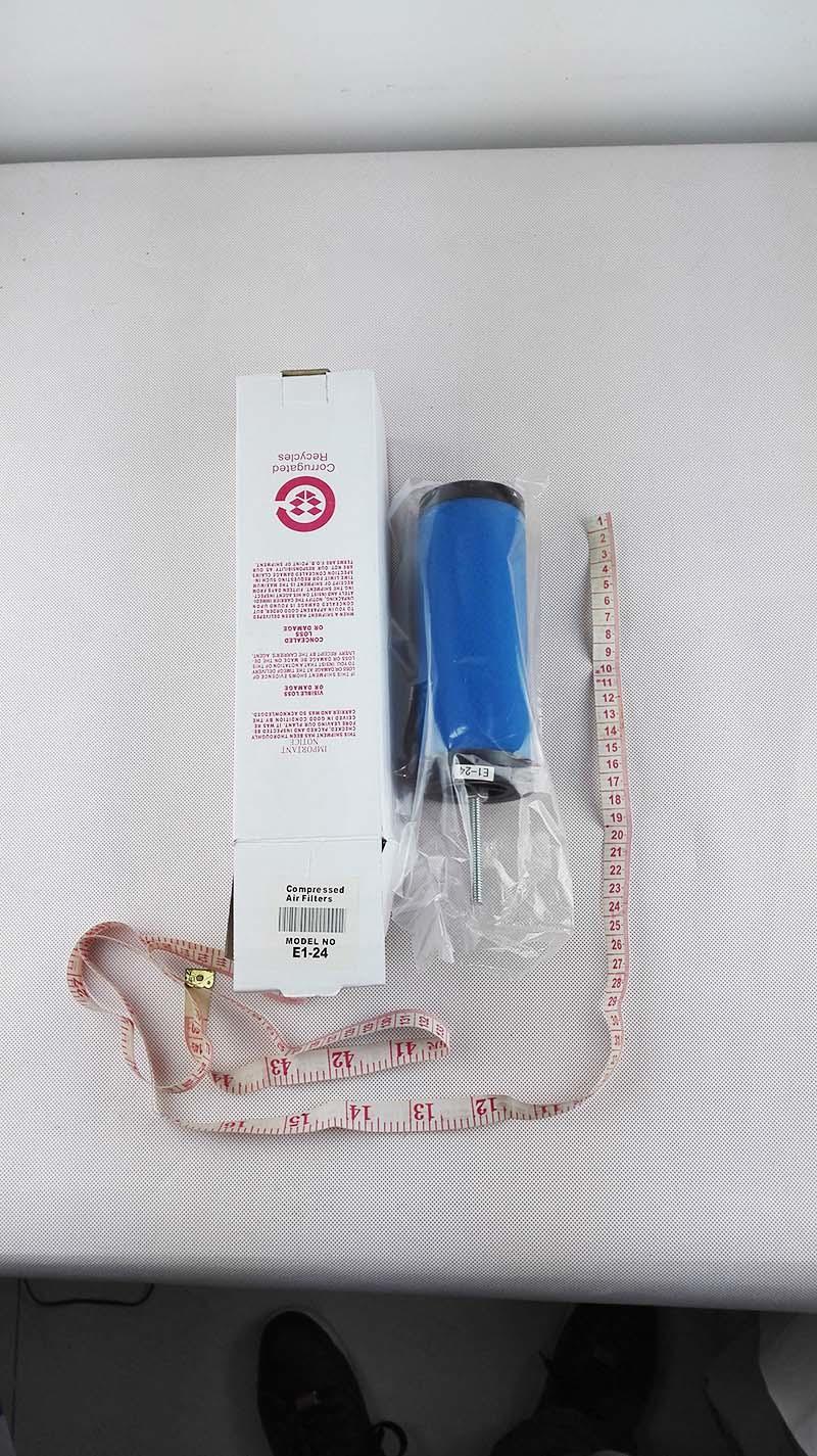 Dry  E1/E3/E5/E7/E9-24  Security filter  compressed air  Industrial filter