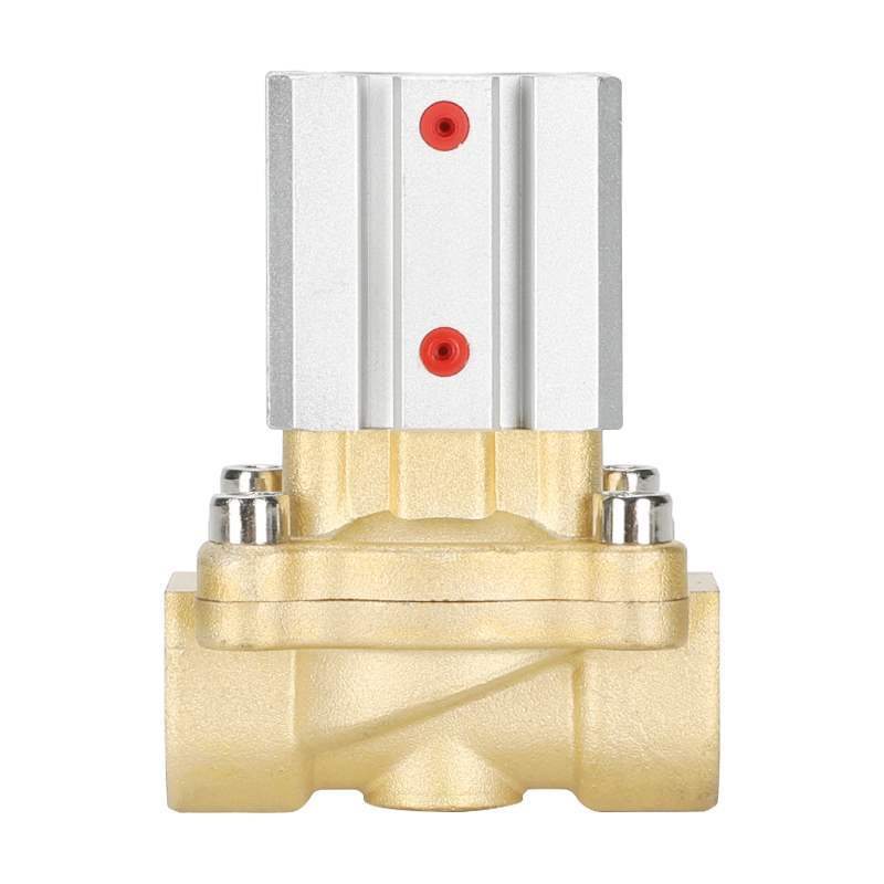 Vacuum pneumatic valve 2Q200 2Q350 2Q400 2/2 way brass valve