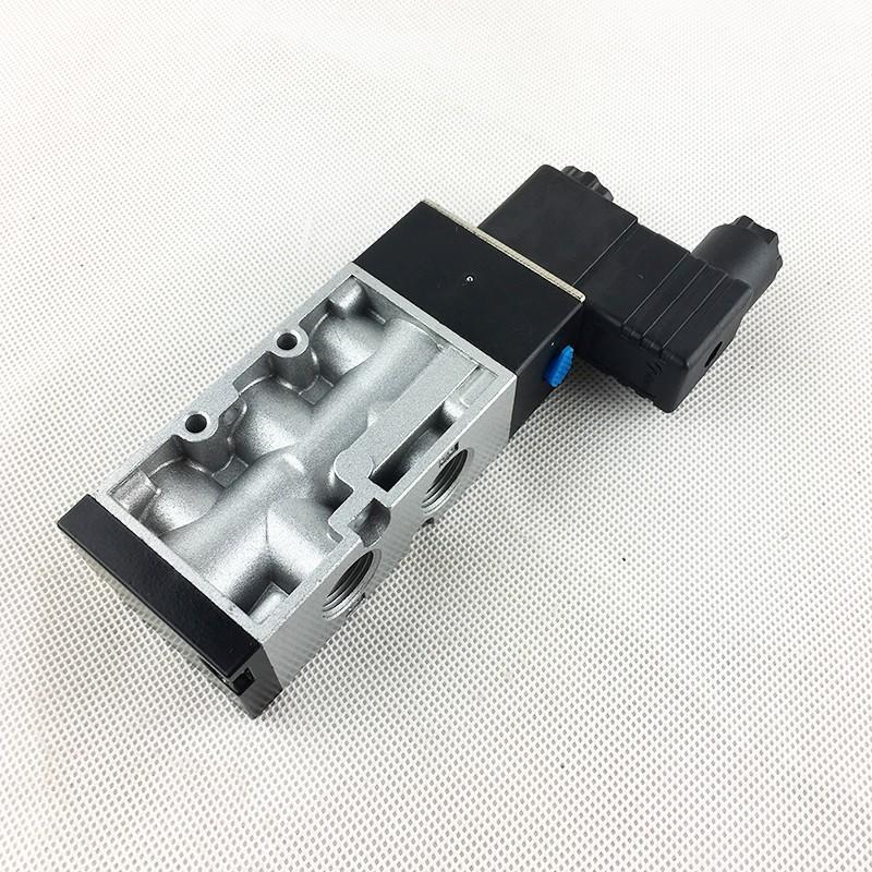 AIRWOLF aluminium alloy pneumatic solenoid valve spool water pipe-3