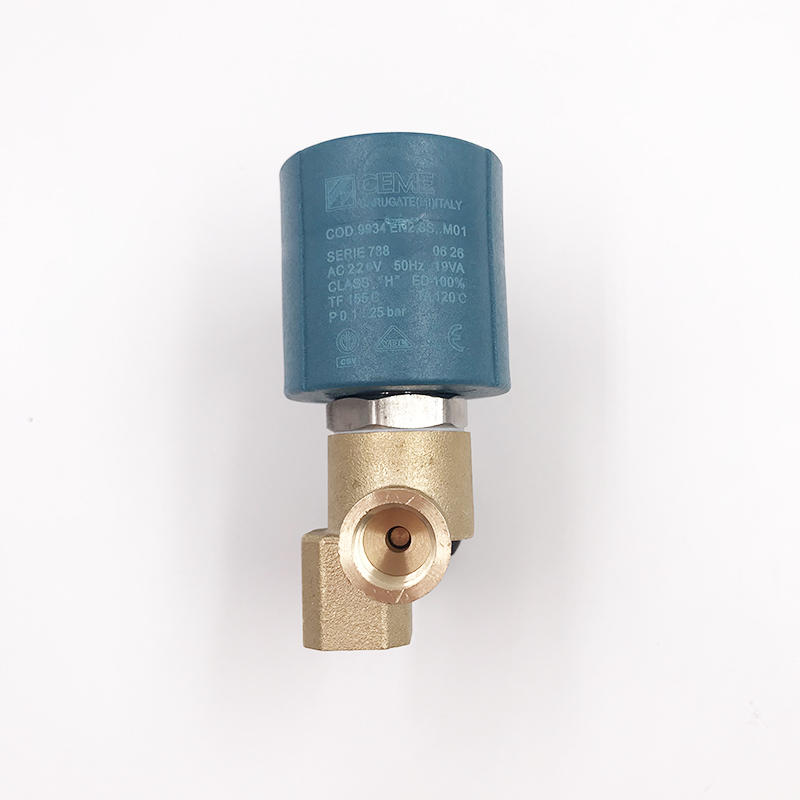 AIRWOLF single solenoid valve body water pipe-3