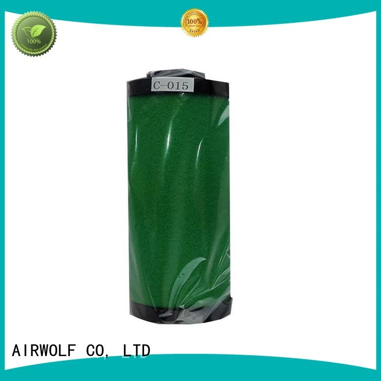 AIRWOLF OEM filter regulator lubricator drain units for sale