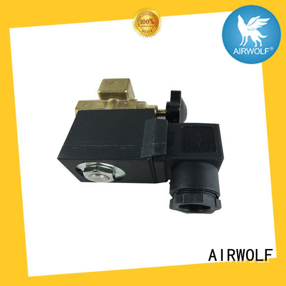 hot-sale electromagnetic solenoid valve spool for gas pipelines AIRWOLF