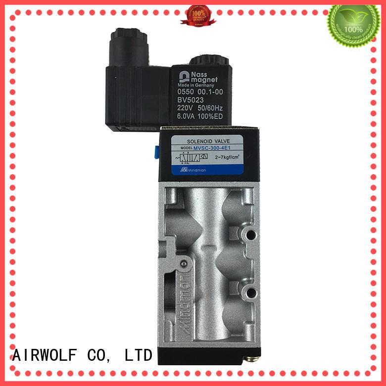AIRWOLF OEM pneumatic solenoid valve magnetic switch control