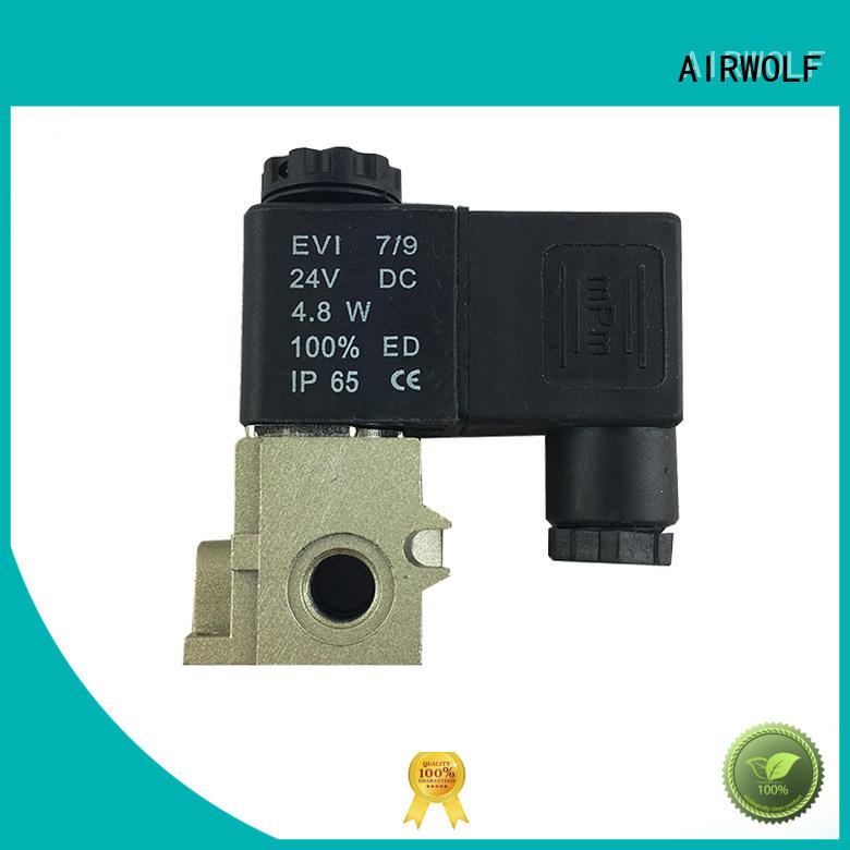AIRWOLF hot-sale pneumatic solenoid valve direction system