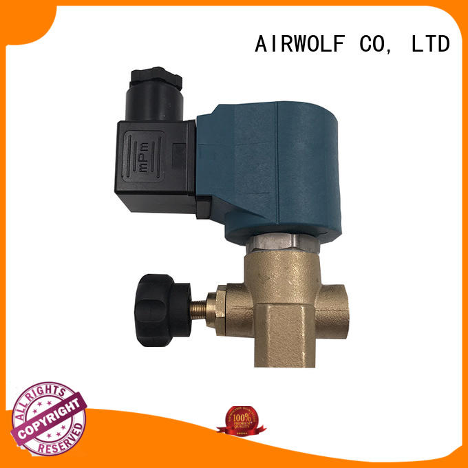 AIRWOLF single solenoid valve high-quality direction system