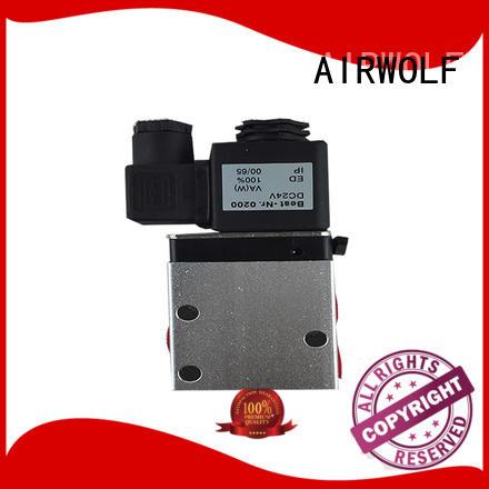 single solenoid valve hot-sale spool adjustable system
