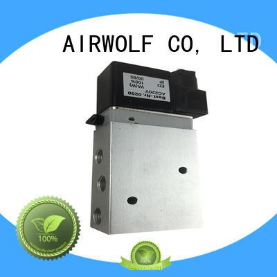 AIRWOLF ODM pneumatic solenoid valve hot-sale switch control