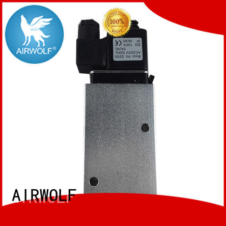 AIRWOLF high-quality magnetic solenoid valve body direction system