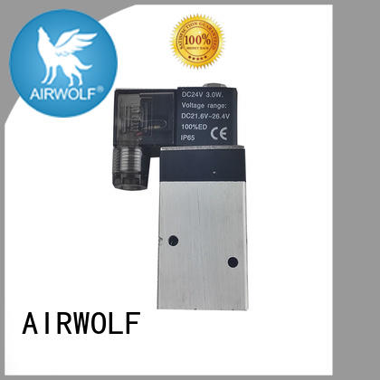 hot-sale pilot operated solenoid valve high-quality water pipe AIRWOLF