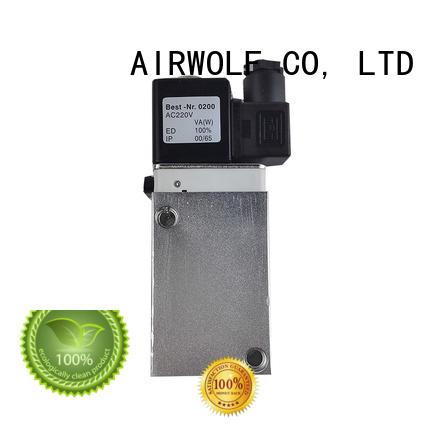 AIRWOLF hot-sale solenoid valves operated liquid pipe