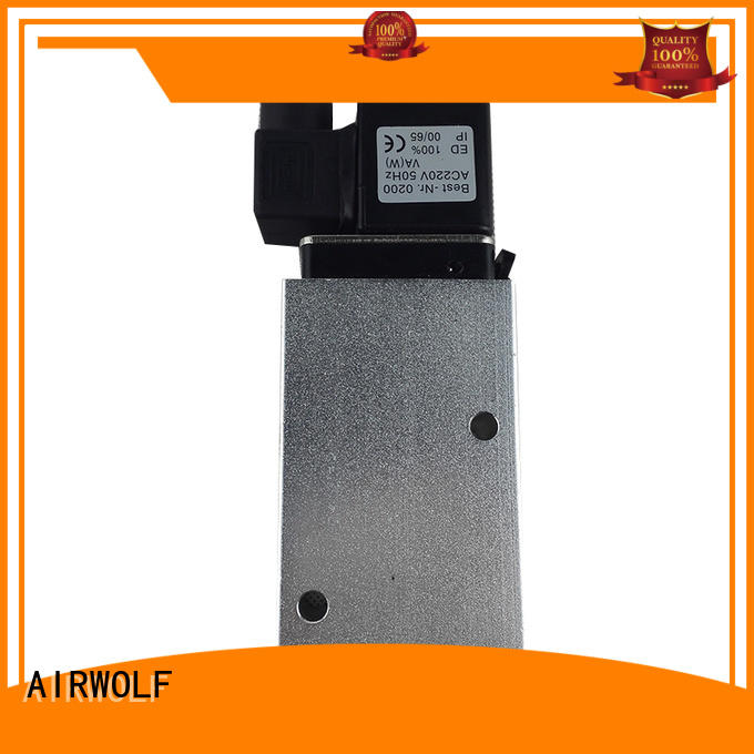 AIRWOLF electromagnetic solenoid valve hot-sale water pipe