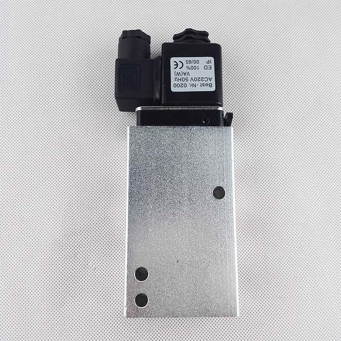 AIRWOLF OEM solenoid valves body for gas pipelines-2