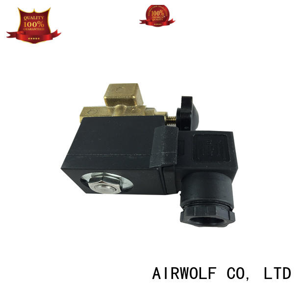 AIRWOLF single solenoid valve operated water pipe