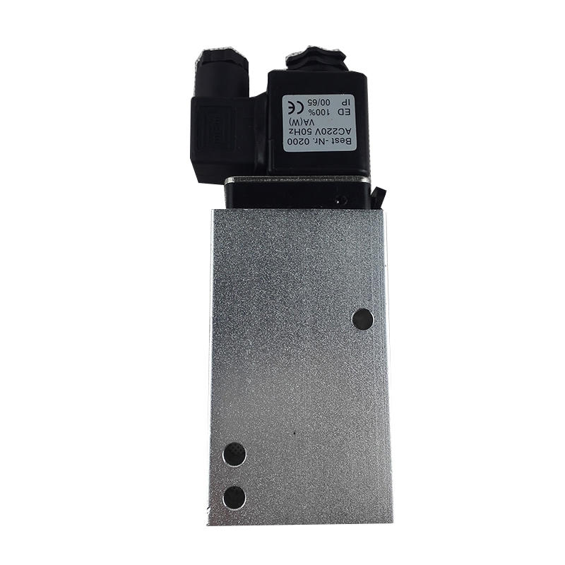AIRWOLF OEM solenoid valves body for gas pipelines-1