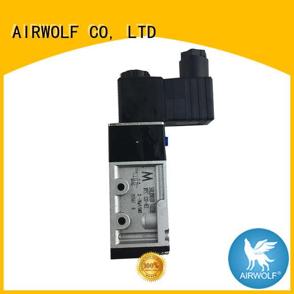 AIRWOLF on-sale single solenoid valve body adjustable system