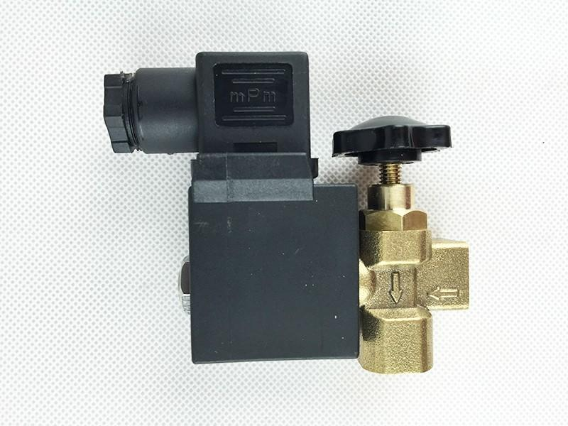 AIRWOLF hot-sale single solenoid valve body direction system-2