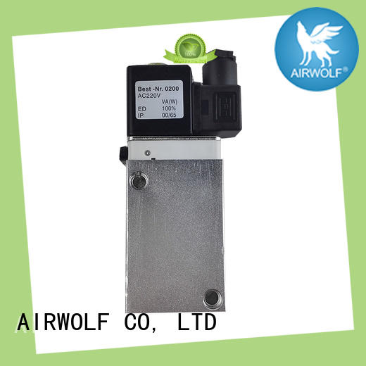 AIRWOLF on-sale pneumatic solenoid valve magnetic direction system