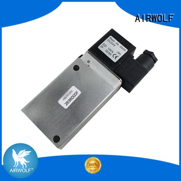 AIRWOLF customized solenoid valves liquid pipe