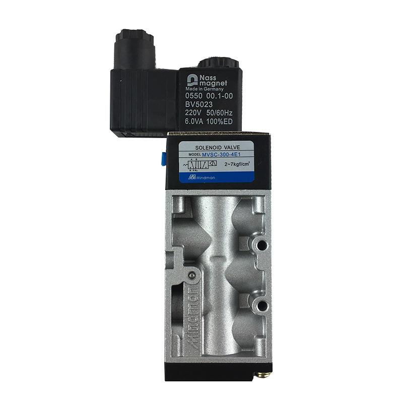 AIRWOLF aluminium alloy pneumatic solenoid valve spool water pipe-1