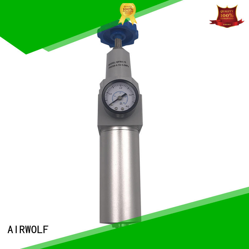 AIRWOLF custom pneumatic proportional valve for CAB