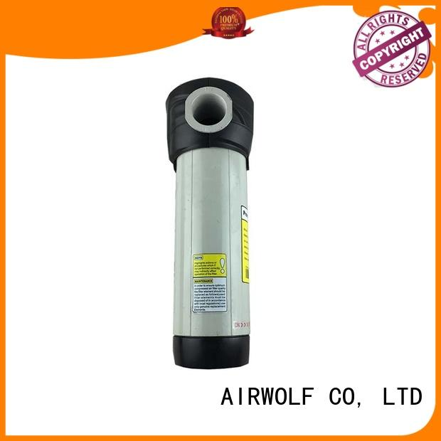 filter air preparation equipment pneumatic AIRWOLF
