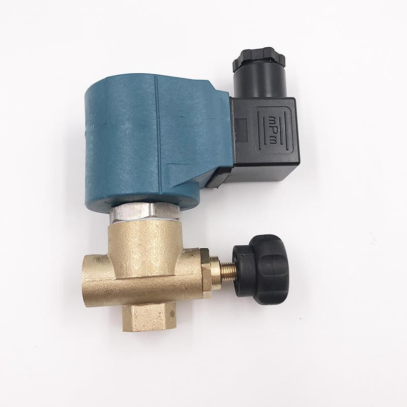 AIRWOLF single solenoid valve body water pipe-2