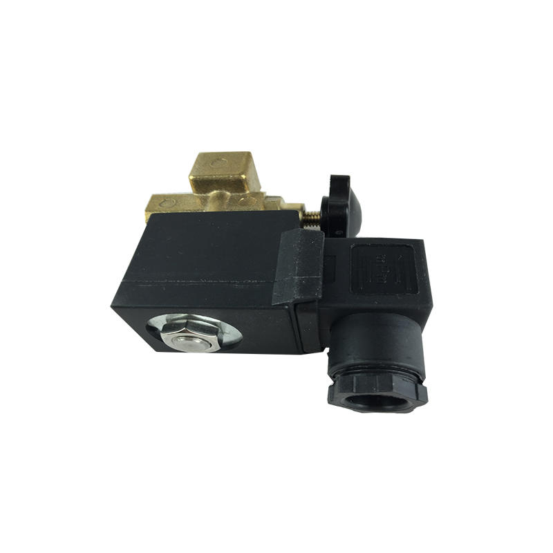 AIRWOLF hot-sale single solenoid valve body direction system-1