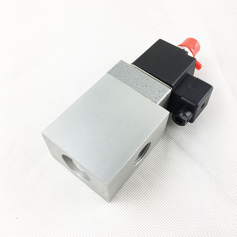 AIRWOLF customized pneumatic solenoid valve single pilot direction system-2