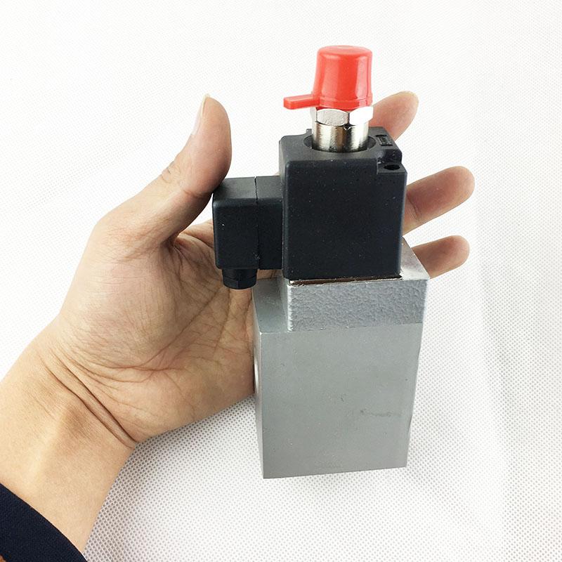 AIRWOLF customized pneumatic solenoid valve single pilot direction system-6