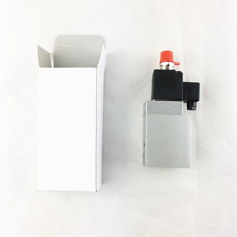 AIRWOLF customized pneumatic solenoid valve single pilot direction system-7