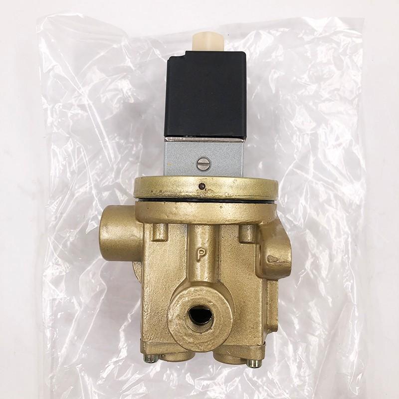 AIRWOLF single solenoid valve single pilot for gas pipelines-2