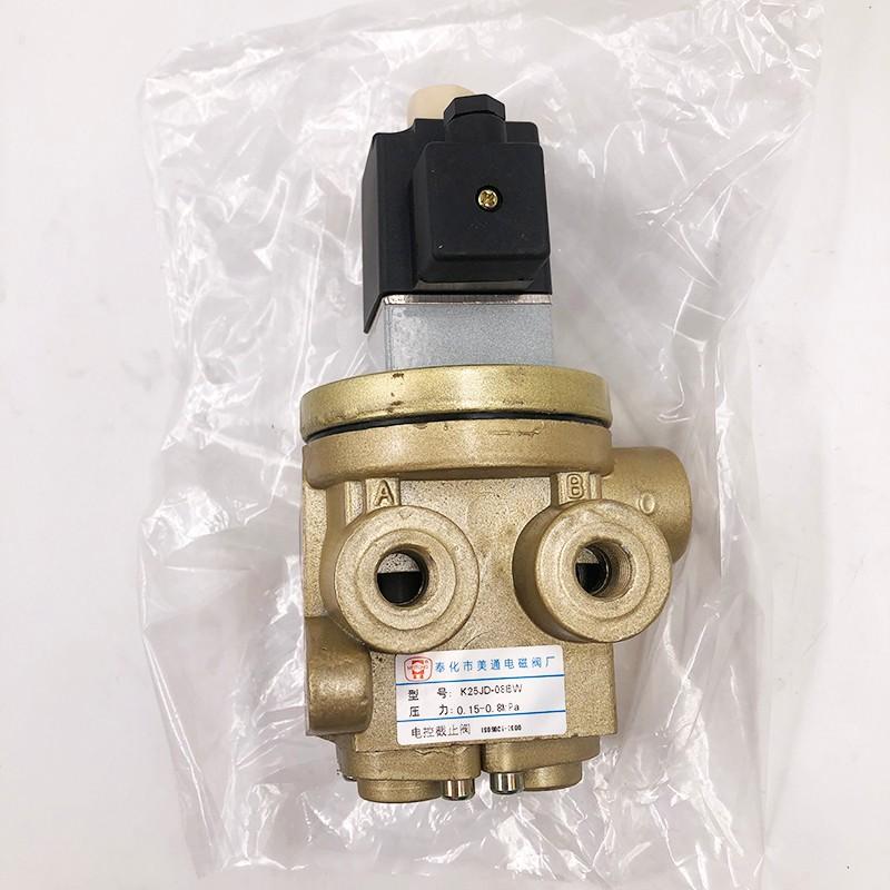 AIRWOLF hot-sale pneumatic solenoid valve single pilot liquid pipe-4