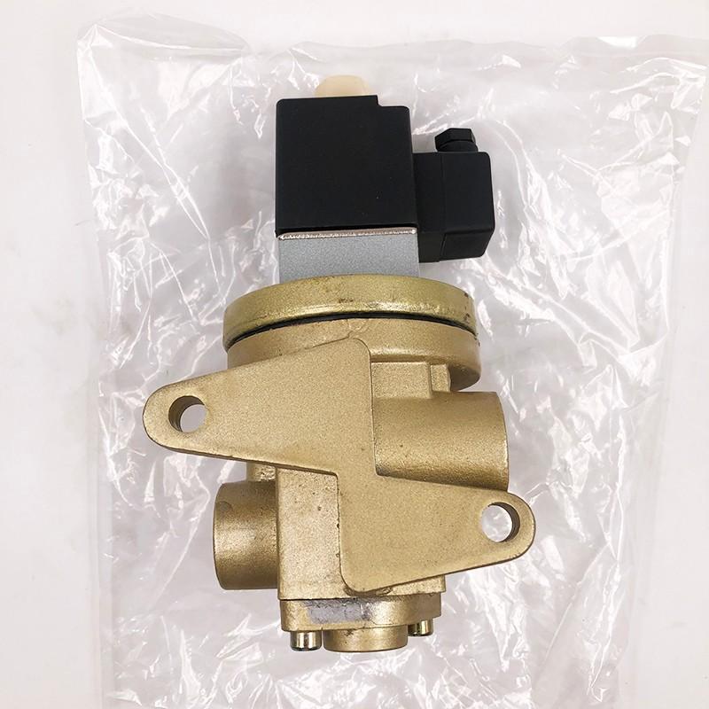 AIRWOLF hot-sale pneumatic solenoid valve single pilot liquid pipe-6