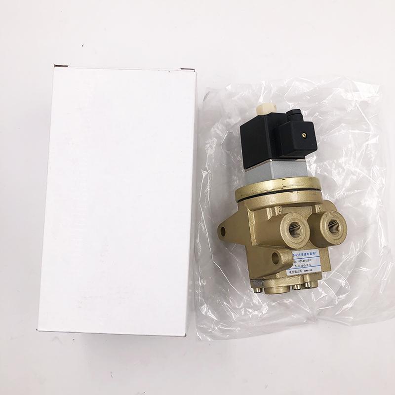 AIRWOLF hot-sale pneumatic solenoid valve single pilot liquid pipe-7